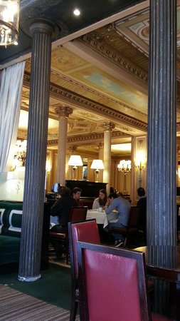 InterContinental Paris Le Grand: hotel de la paix x colazione
