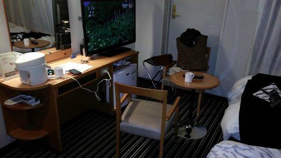 APA Hotel Tokyo Itabashi Ekimae: 40インチTV