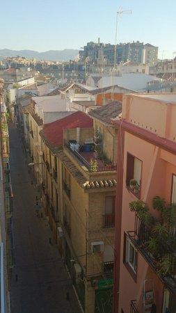 Hotel Carmen Granada: Vistas desde la habitacion 423