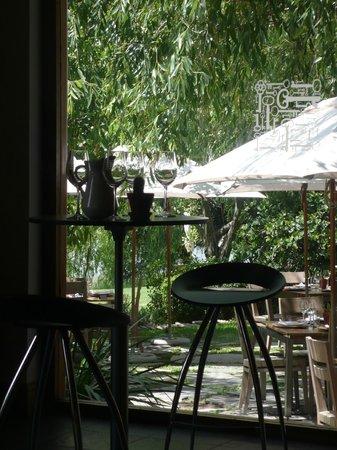 Cosecha Restaurant: View of restaurant