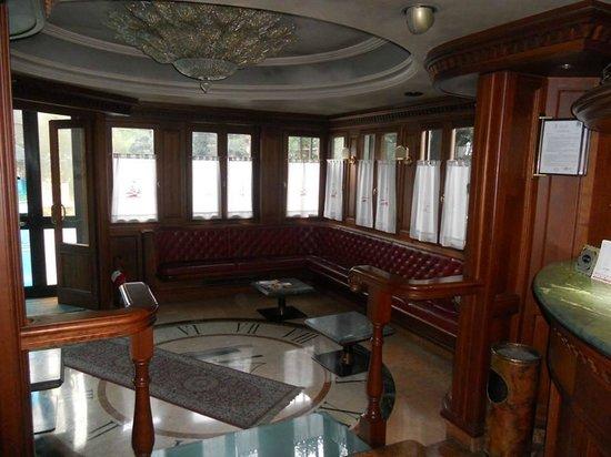 Hotel Bepi Ciosoto: interno hotel