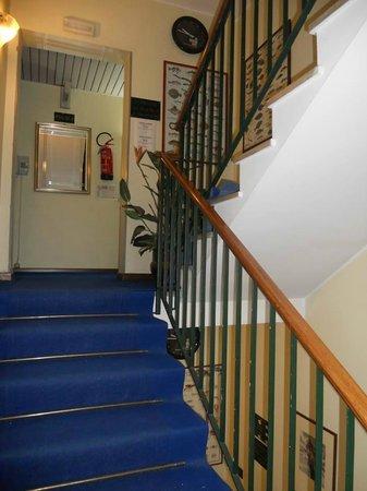 Hotel Bepi Ciosoto: scale
