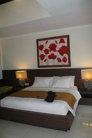Kamuela Villas and Suite Sanur: Main bedroom