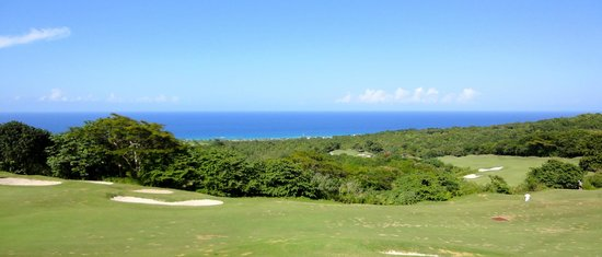 White Witch Golf Club: What a view