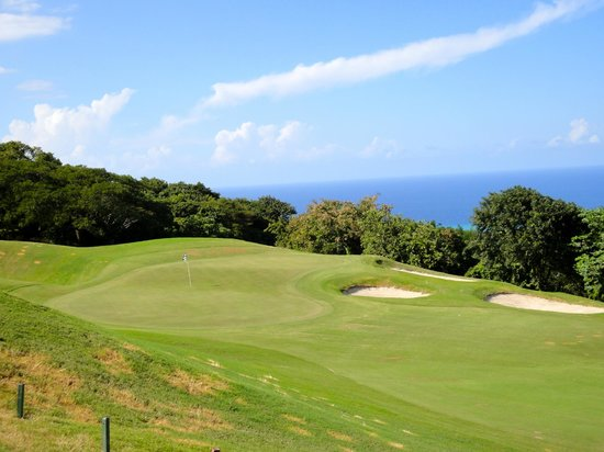 White Witch Golf Club: Well kept