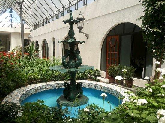 Hotel Español: Interior del hotel