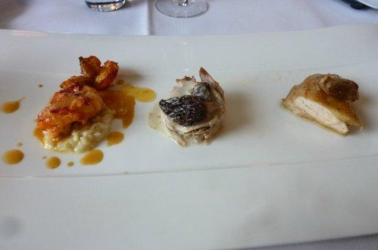 Meulien Restaurant : Quand la Terre épouse l'Océan
