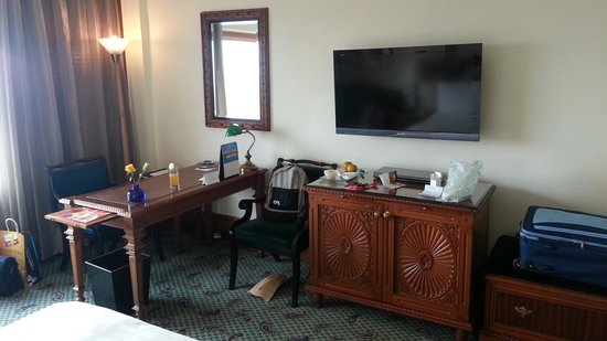 The Oberoi : room