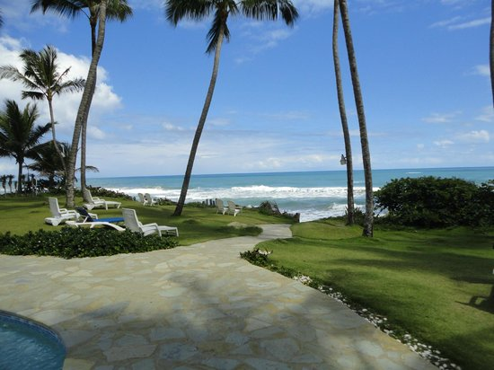 Cabarete East Beachfront Resort: the beautiful beach