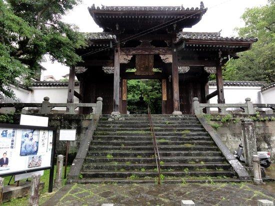 Shofukuji Temple: 聖福寺です