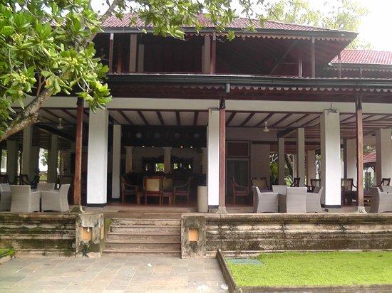 Cinnamon Lodge Habarana: Bar area
