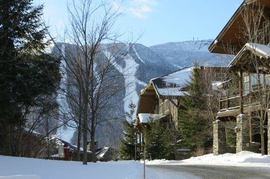 Stowe Mountain Lodge: Stowe Mt Lodge- Vermont-view