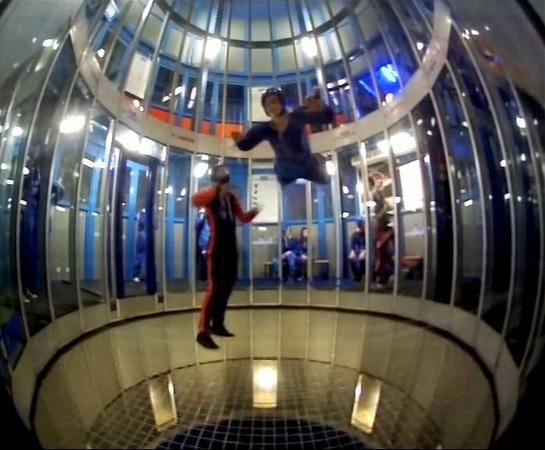 Picture of Indoor Skydive Roosendaal, Roosendaal - TripAdvisor