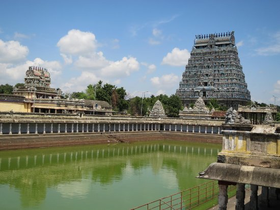 World's 3rd largest hindu temple! - Review of Chidambaram