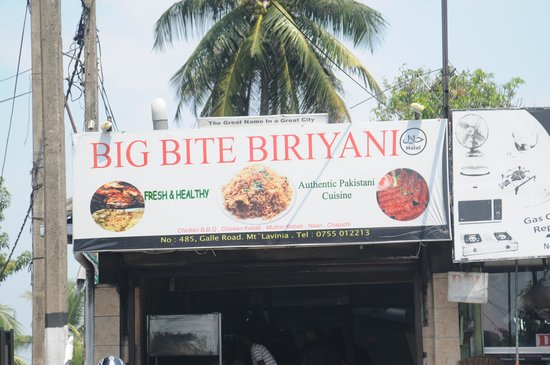 Big Bite Biryani