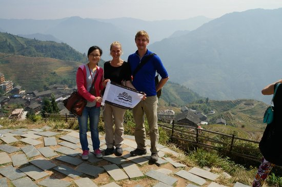 China Culture Tour: Reisterassen von Longsheng
