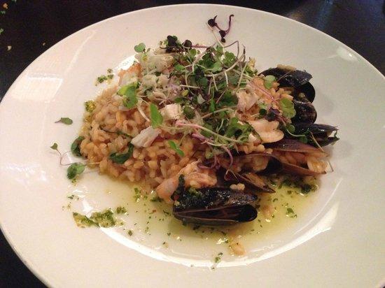 Mama Ricotta's : Shrimp and Crab Risotto