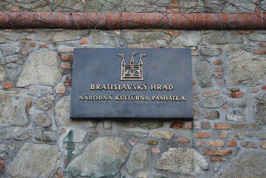 El Castillo de Bratislava(Hrad): ブラチスラヴァ城