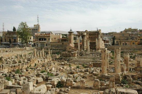 Baalbeck, Libanon: baalbek