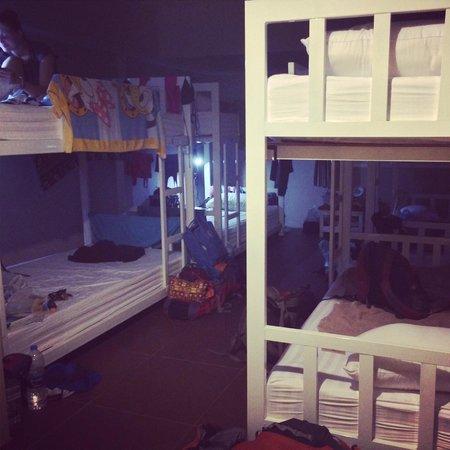 Non La Mer Hostel: Room 5