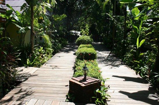 Sunda Resort: Чем не прекрасное место?