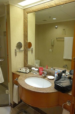 Harbour Plaza North Point : bathroom