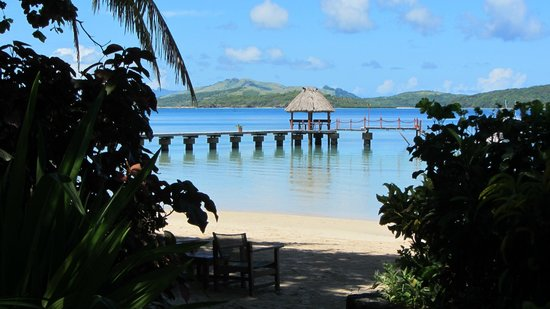 Turtle Island Resort : The Turtle Island Dock