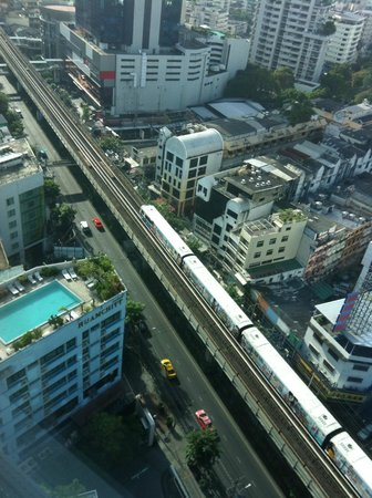 Sofitel Bangkok Sukhumvit: View