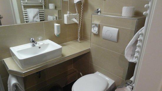 Hotel Düsseldorf Mitte: Bathroom