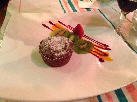 Beaurepaire Cafe : Desert