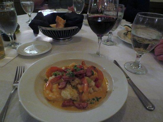 Jesse's Restaurant: Shrimp & Grits