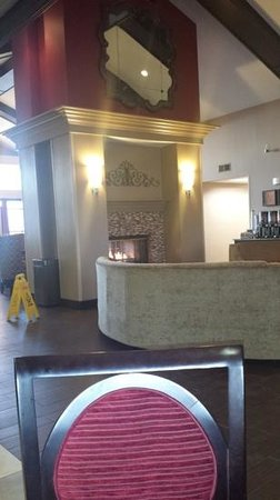 Hampton Inn and Suites Ft. Wayne North: Great Hotel!