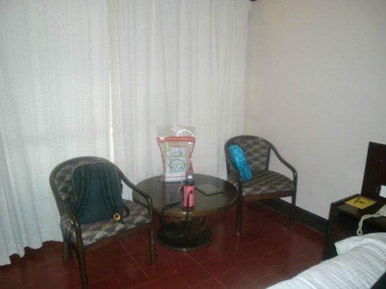 Cardamom County: room