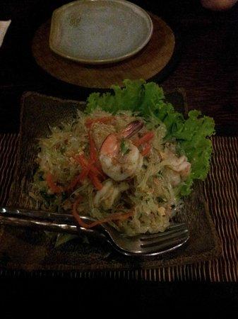 The Sugar Palm: Pomelo Salad