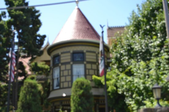 Winchester Mystery House: Turret