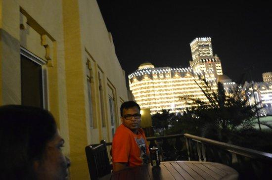 Al Hamra Residence & Village: view from Terrace