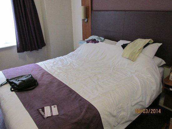 Premier Inn Stratford Upon Avon Central Hotel: sleep assured