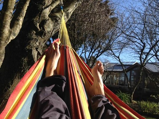 Constantine, UK: Hammock Time