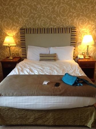 Bracken Court Hotel: comfortable bed