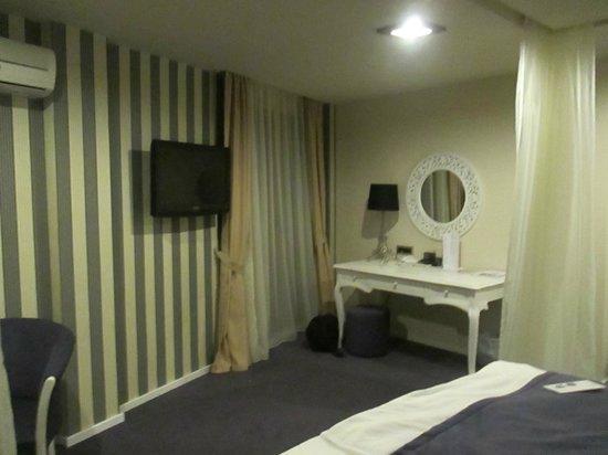 Capitolina City Chic Hotel: French Room