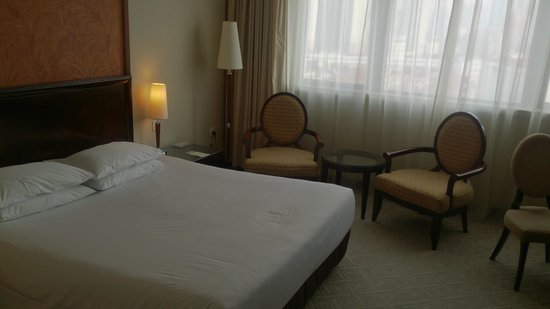 Mercure Shanghai Royalton: 利用した部屋