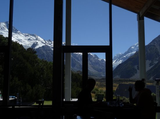 Old Mountaineers' Cafe, Bar and Restaurant: View from cafe