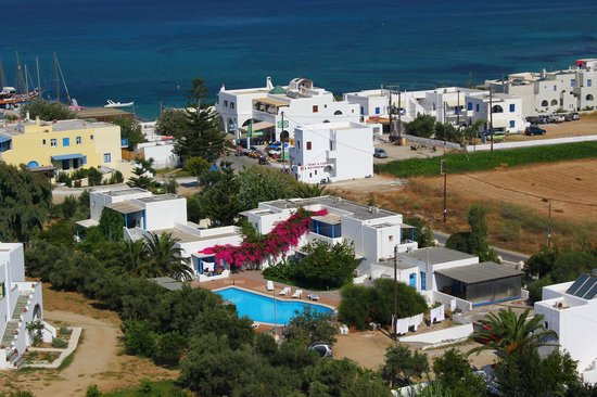 Photo of Aggeliki's Diamond Studios Naxos