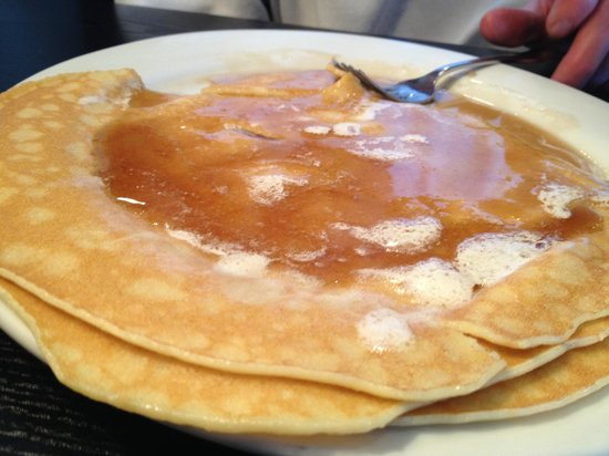 Original Pancake House: 49er pancakes