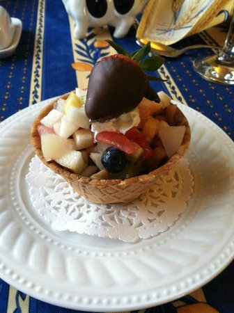 Au Saut Du Lit : Delicious Gourmet Breakast.... every day :-)