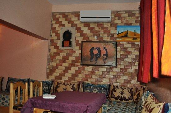 Maison Vallee Du Ziz: La salle à manger