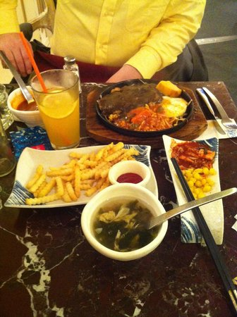 ALi Yu AiDe Western Restaurant