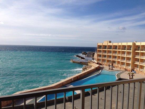 Paradise Bay Resort Hotel: View from my balcony
