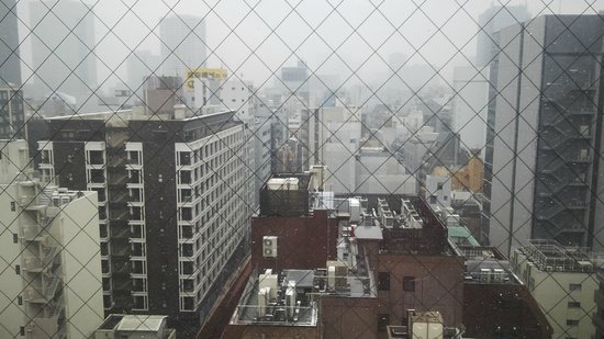 Sotetsu Fresa Inn Hamamatsucho Daimon: view from 14 floor