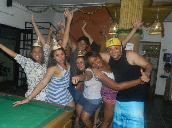 Pousada Tribo Ubatuba Hostel: Aniver